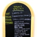 sample specials board, click me for larger version