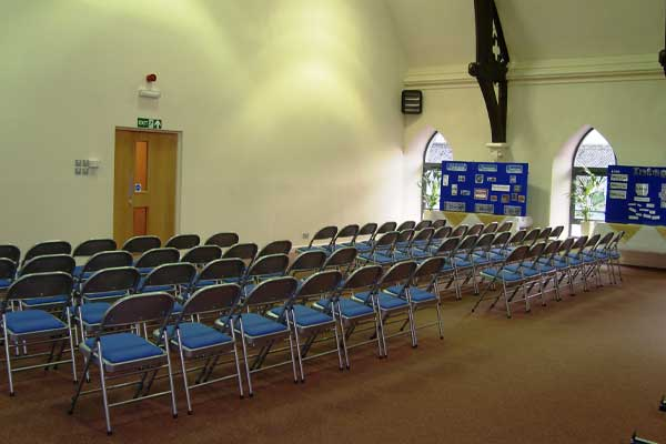 Credo Large Hall Conference Space Aberdeen